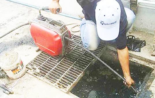 Thông cống nghẹt huyện Xuyên Mộc nhanh chóng